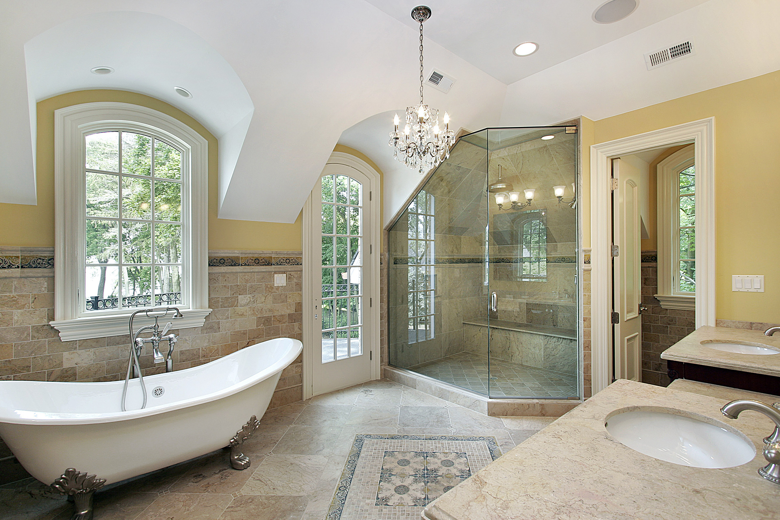 bradley construction offers award winning bathroom remodeling in chevy chase md since 1978 - Remodeling Master Bathroom