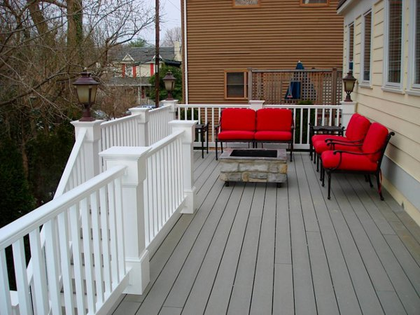 Maryland Deck Photos Bradley Construction
