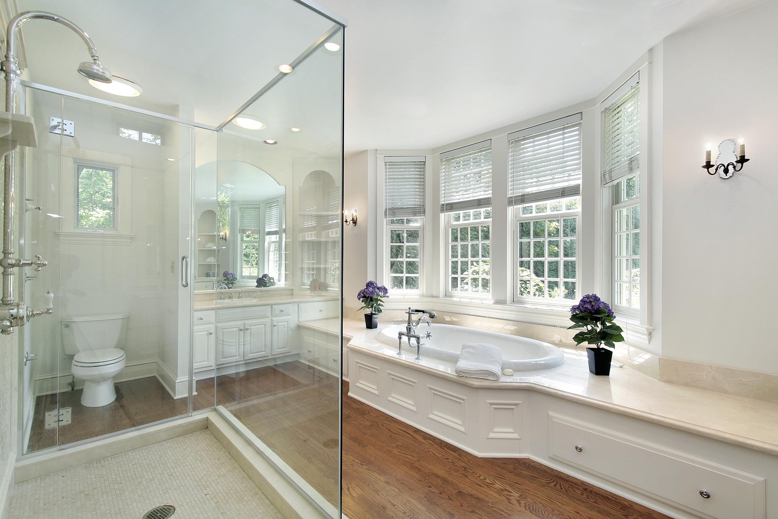 Bethesda Maryland Master Suite Remodeling: Bradley Construction Inc. Home